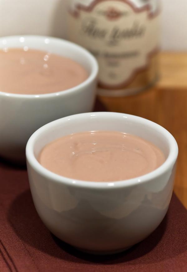 pfirsich joghurt selber machen
