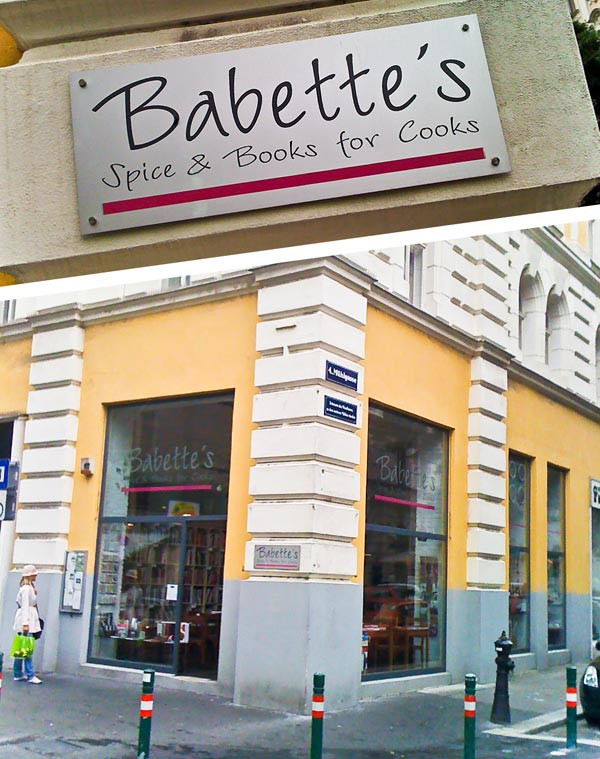 Babette's Spice and Books for Cooks