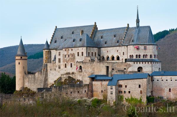 Schloss Vianden (L)